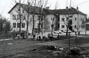 urejanje šolskega dvorišča