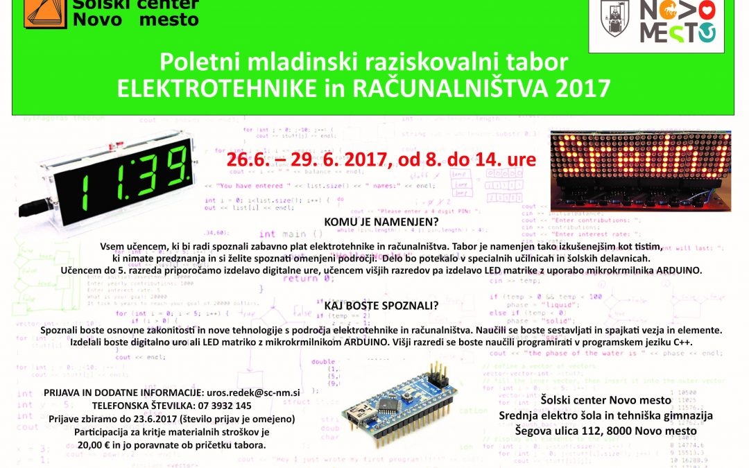Tabor elektrotehnike in računalništva